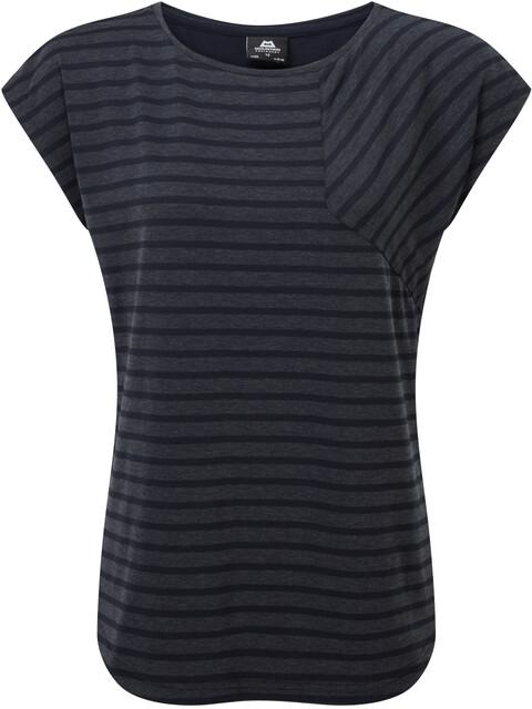 Mountain Equipment Silhouette - Camiseta manga corta Mujer - negro